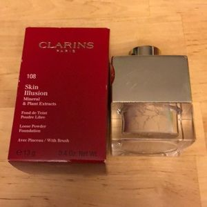 Clarins Skin Illusion Mineral Powder